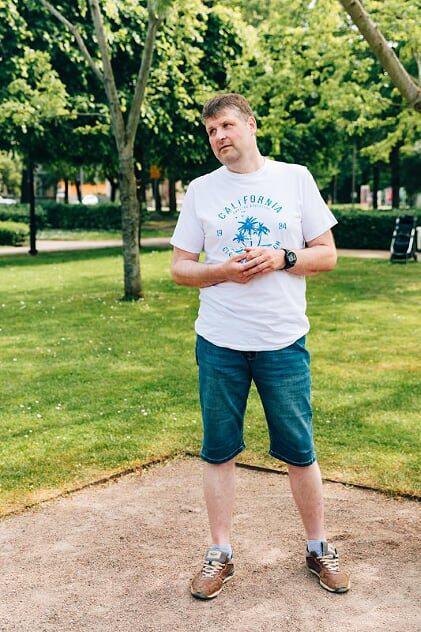 Jüri kaotatud 50 kilo: Vana püksirihma saan kolm korda ümber keskkoha tõmmata! 10
