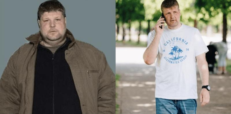 Jyri pudotti 50 kiloa: nyt vanha vyö ulottuu kolme kertaa vyötärön ympäri! 4